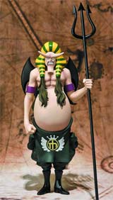 One Piece Hannyabal Figuarts ZERO