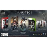 Injustice: Gods Among Us Collector's Edition