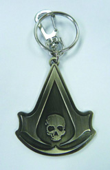 Assassin's Creed IV Metal Keychain
