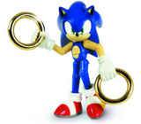 Sonic the Hedgehog 3 Inch Action Figure