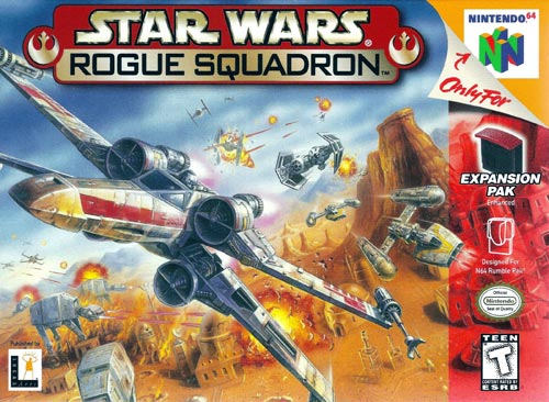 Star Wars: Rogue Squadron
