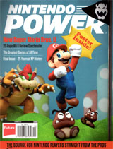 Nintendo Power Volume 285 New Super Mario Bros. U with Poster