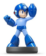 amiibo Mega Man Super Smash Bros. Series