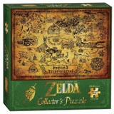 Legend of Zelda Collector 550 Piece Puzzle