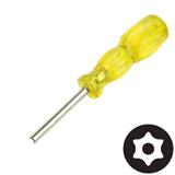 Video Game Security 4.5mm Bit Screwdriver