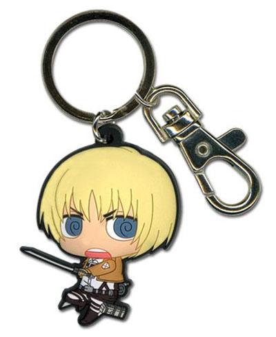 Attack on Titan: SD Armin Key Chain
