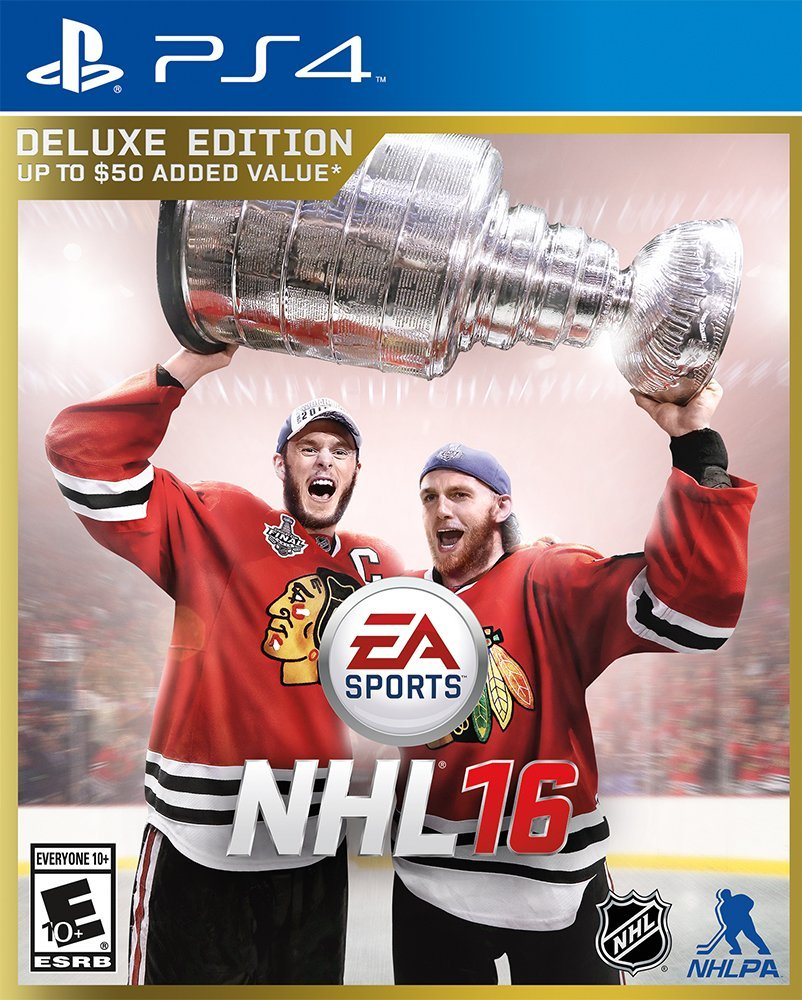 NHL 16 Deluxe Edition