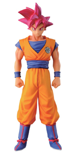 Dragon Ball Z Chozousyu Volume 3 5.9 Inches God Son Goku Figure