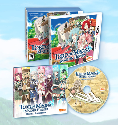 Lord of Magna: Maiden Heaven Launch Edition