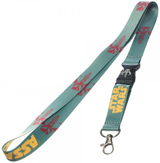 Star Wars Mandalorian Alliance Lanyard