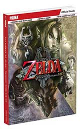 Legend of Zelda: Twilight Princess HD Prima Strategy Guide