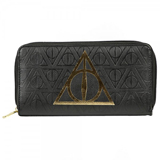 Harry Potter: Deathly Hallows Large Zip Around Wallet