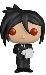 Pop Animation Black Butler Sebastian Vinyl Figure