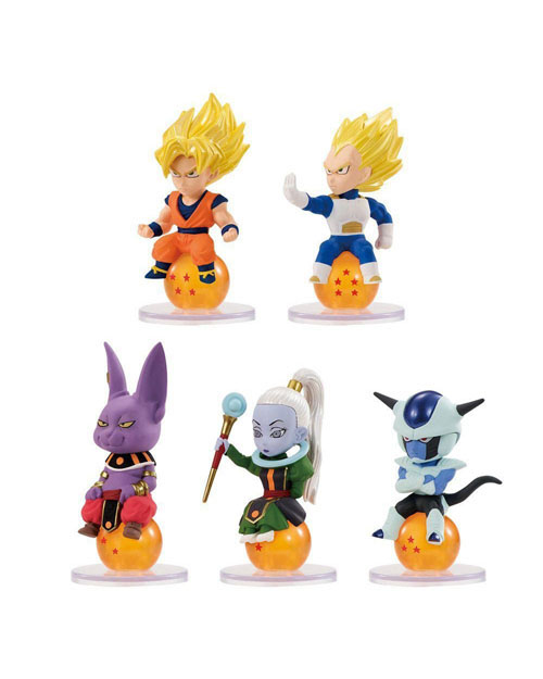 Dragon Ball Super Chara Petit Figures