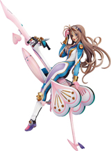 Oh My Goddess Belldandy My GF & Our Ride 1/8 Scale PVC Figure