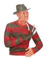 Nightmare On Elm Street Freddy Kreuger PVC Bust Bank