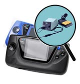 Game Gear Repairs: Power Supply Repair