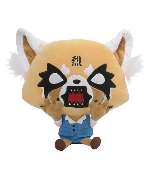 Aggretsuko Retsuko Rage 12 Inch Plush