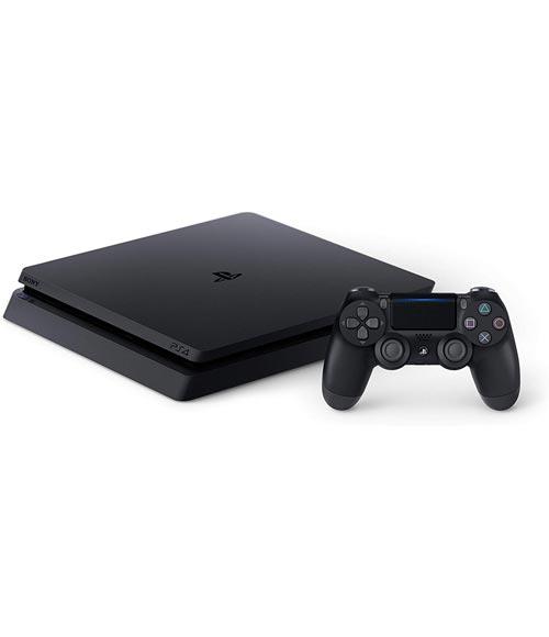 Sony PlayStation 4 Slim 1TB Jet Black