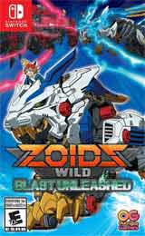 Zoids Wild: Blast Unleashed