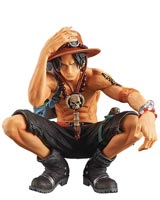 One Piece King of Artist Portgas D Ace Figure