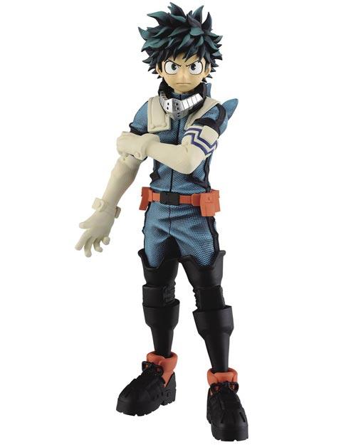 My Hero Academia Izuku Midoriya Texture Figure