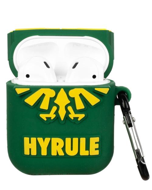 Legend of Zelda Hylian Crest Airpod Cover