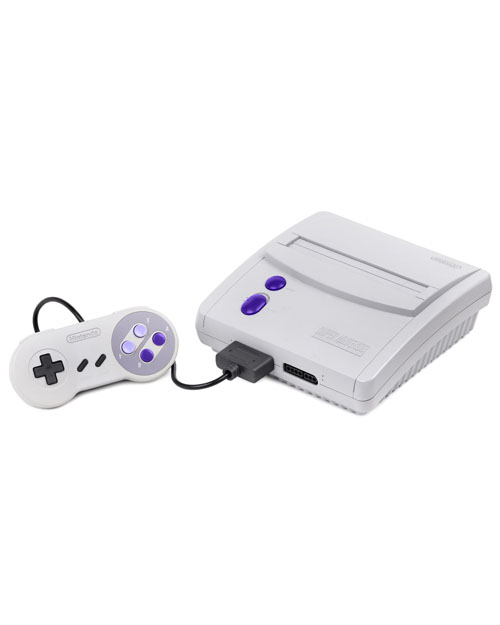 Super Nintendo Model 2 Basic Set