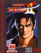 Samurai Shodown II Neo Geo AES