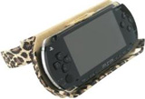 PSP Ultimate Leopard Hard Case by Intec