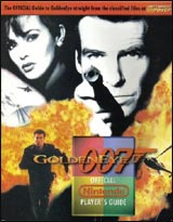 GoldenEye 007 Official Player's Guide