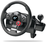 PS3 Driving Force GT Racing Wheel by Logitech