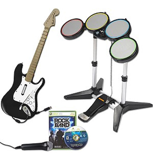 Rock Band Special Edition Bundle