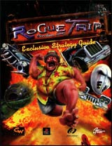 Rogue Trip Official Strategy Guide Book