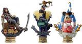 Kingdom Hearts: Formation Arts Volume 3 PVC Statue Set