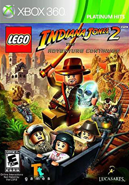 LEGO Indiana Jones 2: The Adventure Continues