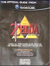 Legend of Zelda: Collector's Edition Player's Guide