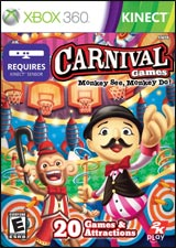 Carnival Games: Monkey See, Monkey Do!