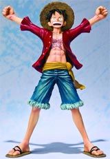One Piece Monkey D. Luffy New World Ver. Figuarts Zero Figure