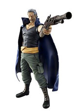 One Piece P.O.P. DX: Ben Beckman EX Model PVC Figure