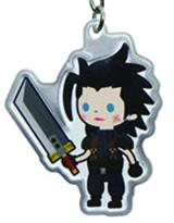Final Fantasy Brigade Keychain Zack