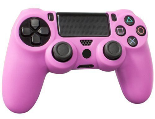 PS4 Controller Silicone Sleeve Pink