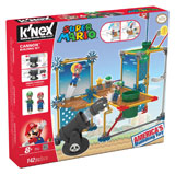 K'NEX Nintendo Super Mario 3D Land Cannon Building Set