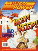 Nintendo Power Volume 43 Death Valley Rally