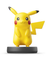 amiibo Pikachu Super Smash Bros
