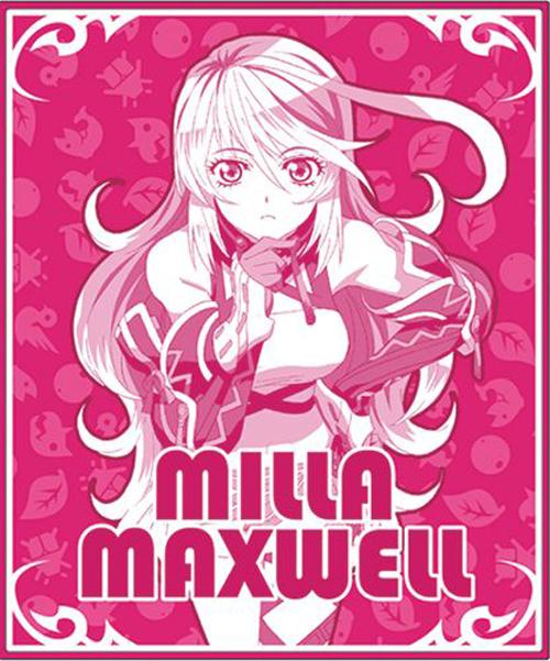 Tales Of Xillia Milla Throw Blanket