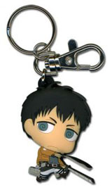 Attack on Titan: SD Bertholdt PVC Keychain