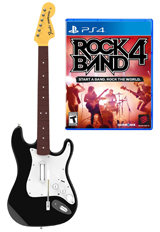 Rock Band 4 Wireless Guitar Bundle