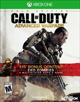 Call of Duty: Advanced Warfare Gold Edition