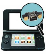 Nintendo 3DS XL Repairs: Charging Port Replacement Service
